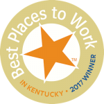 Best Places to Work in Kentucky 2017 Winner