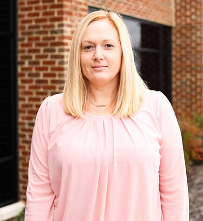 Jennifer Damron Account Manager