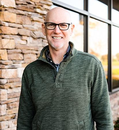 Tom Richardson Director of IT