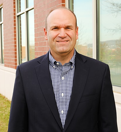 Brian Sewell President of Van Meter Insurance