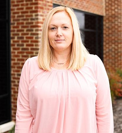 Jennifer Damron Account Manager