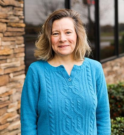 Karen Johnson Receptionist
