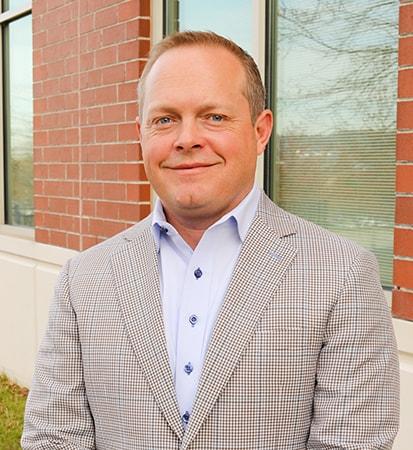Mike Baas Vice President of Van Meter Insurance
